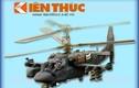 """Infographic: Trực thăng tấn công có """"1-0-2"""" Ka-52"""