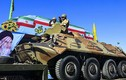 """""""Sái quai hàm"""" đọc tên vũ khí duyệt binh ở Iran (2)"""