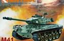 Infographic: Xe tăng M41 trong Chiến tranh Việt Nam