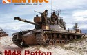 Infographic: Sự lợi hại của xe tăng M48 trong Chiến tranh Việt Nam