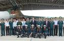 Tiêm kích Su-27 của Việt Nam bất ngờ đổi màu ngụy trang