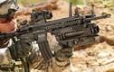 """Súng trường HK-416 lai súng phóng lựu M320: """"Thần chết là đây"""""""