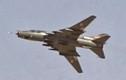 Theo dõi tiêm kích-bom Su-22 săn lùng phiến quân ở Syria