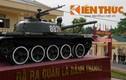 Một ngày làm việc kho dự trữ tăng thiết giáp Việt Nam