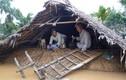 Bão số 10 gây mưa 100-400mm, nguy cơ lũ lụt ở miền Trung