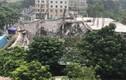 Nóng: Trường Mầm non Vườn Xanh ở KĐT Mỹ Đình sập trong đêm
