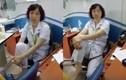 BV Mắt TW kỷ luật nhẹ nữ bác sĩ gác chân lên ghế