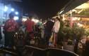Thiếu niên bị đâm gục tại chợ hoa Quảng An