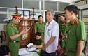 Bắt nguyên Giám đốc và PGĐ sở KH&CN tỉnh Trà Vinh