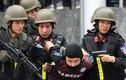 Ngoạn mục cảnh sát, đặc công đánh bắt khủng bố trên sông Hàn