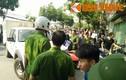 Hiện trường vụ bắt cóc con tin chấn động ở Thường Tín