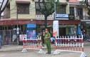 Ảnh: Công tác an ninh cho đoàn phu nhân/phu quân APEC tham quan Hội An