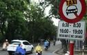 Cấm taxi 13 tuyến phố ở Hà Nội từ nay tới Tết Nguyên Đán