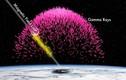 Ảnh tia gamma tuyệt đẹp từ kính viễn vọng NASA