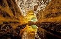 Ngoạn mục phong cảnh hình thành từ núi lửa