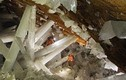 Thăm thú hang pha lê khổng lồ như trong phim viễn tưởng