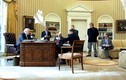 Tổng thống Mỹ Donald Trump điện đàm với Tổng thống Putin