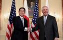 """Ngoại trưởng Mỹ Rex Tillerson """"âm thầm"""" thăm Châu Á"""