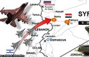 """Không kích Palmyra, Israel biến thành """"không quân của IS"""""""