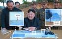 Đăng ảnh ông Kim Jong-un, truyền thông Triều Tiên lộ bản đồ mật