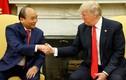 Tổng thống Donald Trump hoan nghênh thương mại với Việt Nam