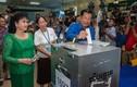 Chùm ảnh bầu cử xã-phường ở Campuchia