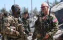 Chùm ảnh binh sĩ Mỹ hoạt động bên trong lãnh thổ Syria