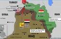 """Tướng Iran """"cắt đứt dạ dày"""" quân đội Mỹ ở Syria"""