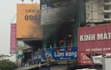 Cháy lớn quán cơm làm một người bỏng nặng ở Hà Nội
