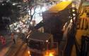 HN: Container cố tình đi vào đường cấm, gây tai nạn