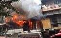 Một người tử vong trong vụ cháy nhà trên phố Bát Đàn