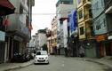Chùm ảnh: Xuất hiện thêm dãy nhà siêu mỏng, siêu méo ở Hà Nội
