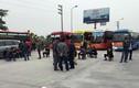 """Chặn đoàn xe khách kéo lên Hà Nội """"làm loạn"""" phản đối chuyển tuyến"""