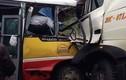 Thái Nguyên: Xe buýt va chạm xe tải, 9 người thương vong