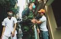 Theo chân bộ đội càn quét ổ dịch sốt xuất huyết ở Hà Nội