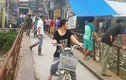 Phát hiện thi thể phân hủy mạnh trên sông Nhuệ, Hà Nội