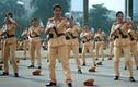 Phát sốt với màn múa võ của nam nữ CSGT Hà Nội