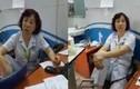 Bác sĩ gác chân lên ghế trong khi khám: BV Mắt nói gì?
