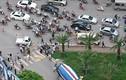 Cô gái bị xe bồn cán chết trên đường Phạm Hùng, Hà Nội