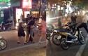 """Đánh người giữa phố Hà Nội vì bị """"liếc mắt nhìn đểu"""""""