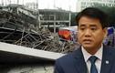Chủ tịch Hà Nội yêu cầu làm rõ vụ sập trường mầm non Vườn Xanh