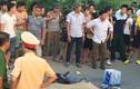 Danh tính hai nạn nhân bị xe tải húc chết ở Hà Nội