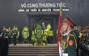 Những giọt nước mắt nghẹn ngào tiễn biệt phi công Nguyễn Thành Trung