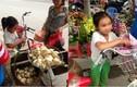 Rơi lệ cảnh bé 10 tuổi bán củ đậu ở Lạng Sơn