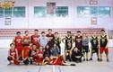 Sinh viên HV Ngoại giao hào hứng với hội thao của trường