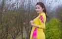 Hot girl Lào trường ĐH Dược xinh đẹp, cực mê áo dài