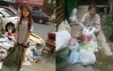 Những nàng hot girl nhặt rác, ăn xin gây sốt mạng