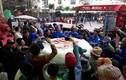 Ngư dân Sầm Sơn dâng bánh giầy 2 tấn lên thần Độc Cước