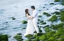 Cặp đôi Ninh Bình mê phượt rủ nhau chụp ảnh cưới xuyên Việt