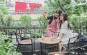 Quán trà sữa sân vườn mát rượi hớp hồn teen Hà thành